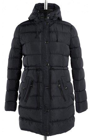 04-1177 Куртка демисезонная (синтепух 250) Плащевка черный