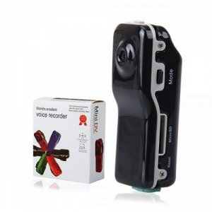 Мини видеокамера MD80 Mini DV DVR