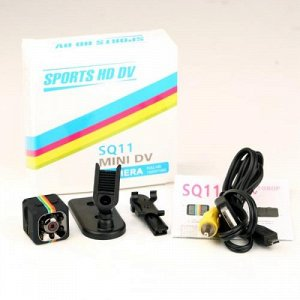 Мини видеокамера Sports HD DV SQ 11