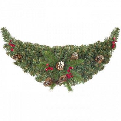 Новый год 2021🎄 Украшения, елки, гирлянды, сувениры🎄 — Хвойный сваг — Все для Нового года