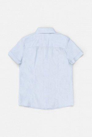Сорочка верхняя детская для мальчиков Adam_1_D голубой