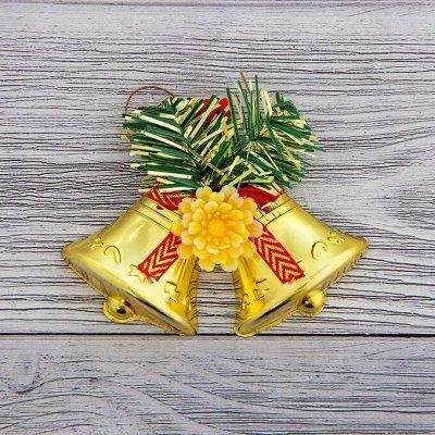 """Все для Нового года! Игрушки, елки, гирлянды! Подарки к НГ — Новогодние украшения """"Колокольчики"""" — Украшения для интерьера"""