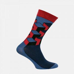 Носки мужские Sock's point темно-синий