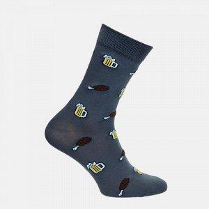 Носки мужские Sock's point серый