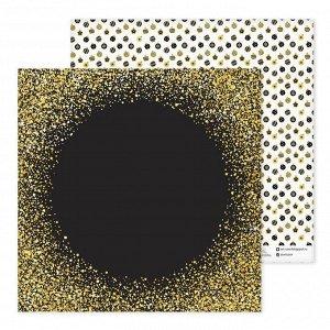 Бумага для скрапбукинга «Елочные шары», 30,5 ? 30,5 см