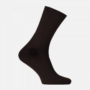 Носки мужские темно-коричневый