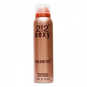 Дезодорант Nedens 2!2 Sexy Women - по мотивам Carolina Herrera 212 Sexy Women deo 150 ml