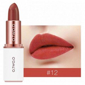 Помада O.TWO.O Matte Lipstick №12 3.8 g