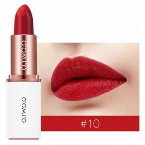Помада O.TWO.O Matte Lipstick №10 3.8 g