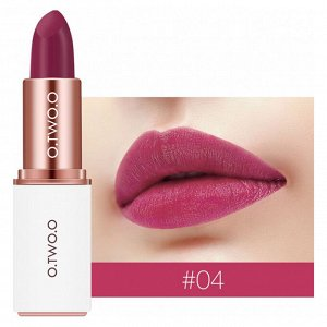 Помада O.TWO.O Matte Lipstick №4 3.8 g