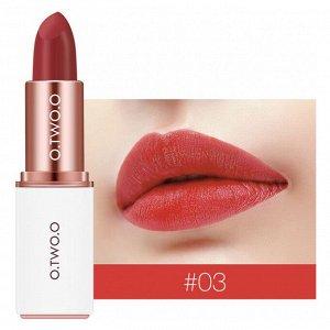 Помада O.TWO.O Matte Lipstick №3 3.8 g