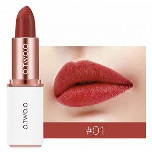Помада O.TWO.O Matte Lipstick №1 3.8 g