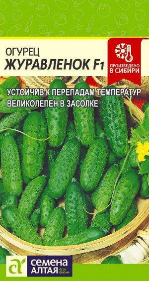 Огурец Журавленок F1/Сем Алт/цп 0,3 гр.