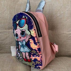 Рюкзак детский светящийся