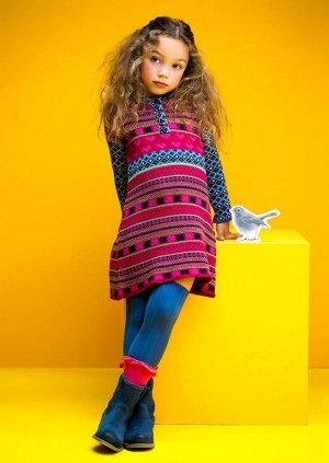 ..платье VESTIDO / DRESS Платье на 8лет Senoritas, Испания Как на фото, вязанное