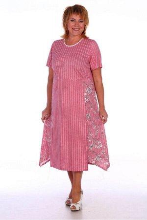 Платье женское, розовый