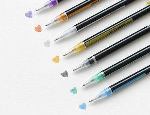 Неоновые ручки 12 цветов