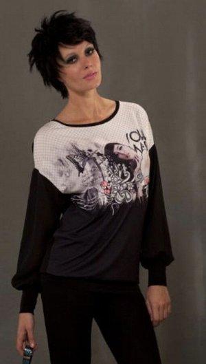 Блуза Anima Gemella  46-48р СКИДКА !!!