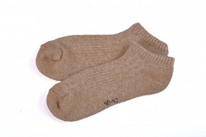 Носки Носки из верблюжьей шерсти – очень теплые и мягкие изделия. Благодаря входящей в состав пряжи из натуральной шерсти, с добавлением нитей вискозы, спандекса и нейлона, носки не только сберегут ва