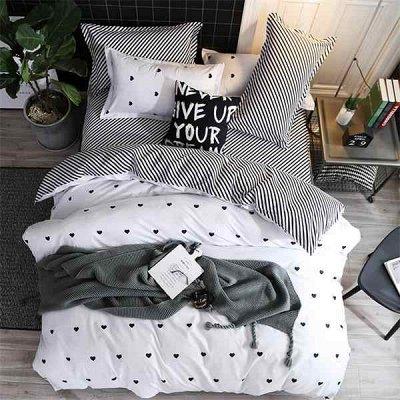 🌃Сладкий сон! Постельное белье,Подушки, Одеяла 💫 — Постельное белье корейский стиль подарочные  наборы — Постельное белье