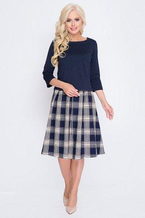 Комплект из юбки и блузы