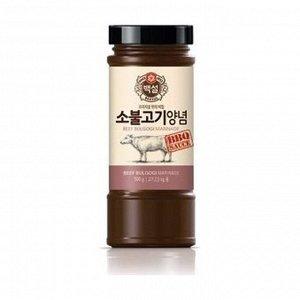 Соус-Маринад «Пульгоги» для говядины  Сиджей