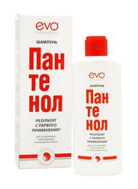 EVO Шампунь д/волос Пантенол 250 мл (в/ф)