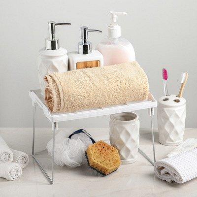 Правильное Хранение  ХозДом-3. Наведи Чистоту и Порядок!!  — Полки для ванной комнаты — Шкафы, стеллажи и полки