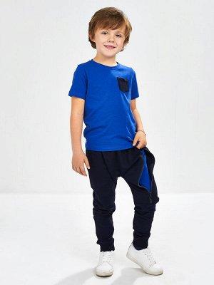 Комплект для мальчика (98-116см) UD 4086/4087(2)син/син