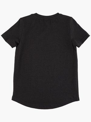 Футболка (122-146см) UD 4609(3)черный