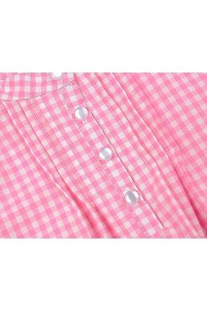 Блузка (92-116см) UD 3331(3)розов кл
