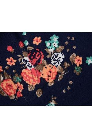 Шорты (122-146см) UD 4542(1)цветы