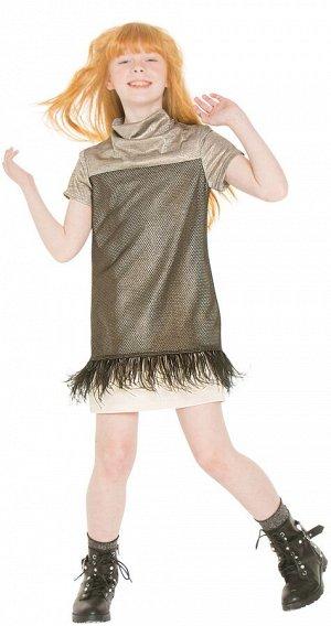 стильное платье д/дев.