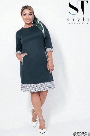 Платье 52224