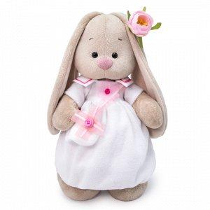 Зайка Ми в платье с сумочкой (малый) мягкая игрушка