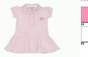 ..платье трикотажное розовое