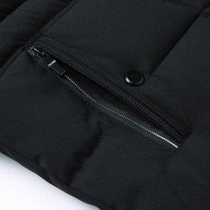 Куртка мужская черный