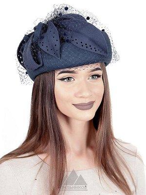 Шляпка для женщин с вуальюБетани
