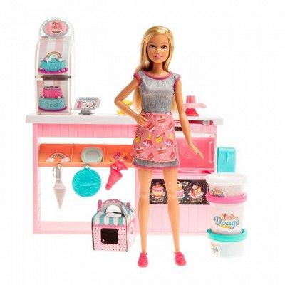 🎄ЛЮБИМЫЕ ИГРУШКИ новые распродажи к праздникам :О) — MATTEL Barbie — Игровые наборы