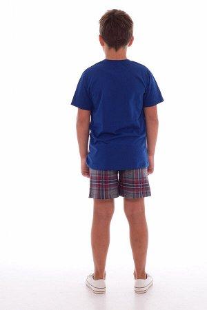 Костюм детский 7-210б (синий)