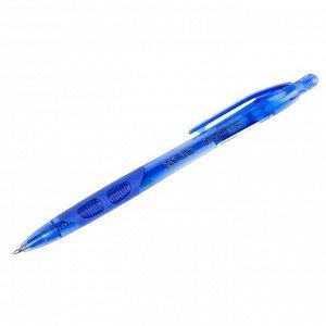 """Ручка шариковая автоматическая Erich Krause """"XR-30"""" синяя, 0,7мм, грип"""
