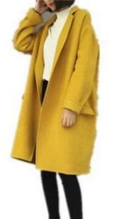 Пальто Пальто, Материал: смесь хлопка. Размер one size: рукав 54 см, длина 99 см