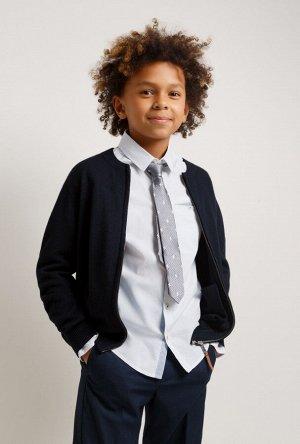 Жакет (кардиган) детский для мальчиков Rinaldi темно-синий