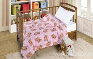 Одеяло детское 110*140 см