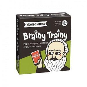 Игра-головоломка BRAINY TRAINY УМ267 Экономика