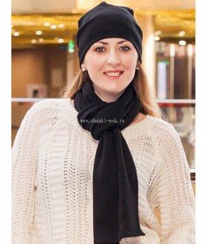 Жаннет-1 Ангора (колпак,шарф) Комплект