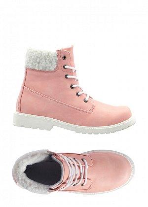 Ботинки на шнуровк