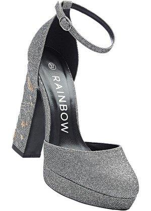 Туфли серые от Bonprix