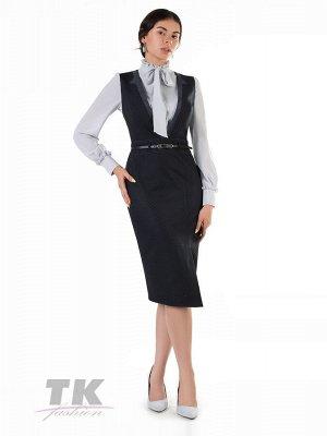 Продам офисное платье - сарафан для офисных модниц известной марки