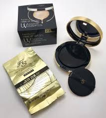 Farm stay Make up series UV cushion foundation SPF 50+/PA+++, Увлажняющий кушон с высокой защитой от УФ-лучей 15 г+15 г